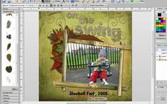 **Digital Scrapbooking Tutorial - Using masks to create stencil effects