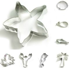 Coastal Beach Cookie Cutters: http://www.completely-coastal.com/2015/11/coastal-beach-christmas-cookie-recipes.html