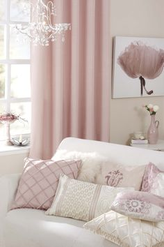 An I convince her to have pink everything but taupe walls?