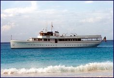Old Classic Yachts | 122-foot MARINER III, 1926 Classic Fantail Motor Yacht - Florida ...