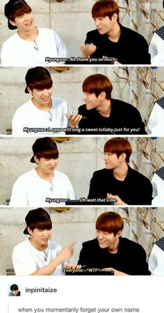Myungsoo pls | Infinite L