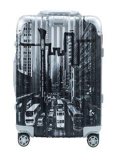 7ea81aa9767b リモワ、「香港柄」スーツケース発売-海外拠点設立10周年で限定888台