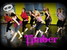 ▶ Timber By Kesha. DiVA Dance Fitness - YouTube