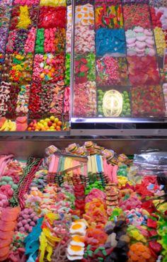 #Chuches del #Mercado de #Laboqueria