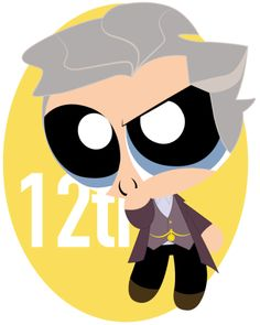 12th Doctor: Counting down the Days till the 50th