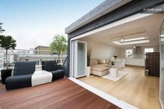 Theatre Land Penthouse with sick rooftop deck, Drury Lane, London