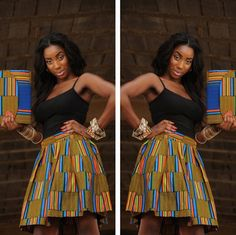 Creative Ankara Styles - DeZango Celebrities Zone