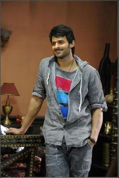 Only Telugu Film News: Prabhas note on Sharmila episode and his health