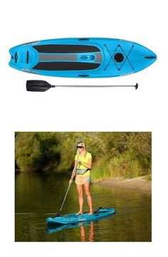 Stand Up Paddleboards 177504: Sun Dolphin Seaquest 10 Foot Ocean Blue Stand Up Paddleboard 52170 -> BUY IT NOW ONLY: $577.99 on eBay!