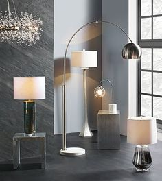 Get the ultimate look of elegance with affordable lighting from Z Gallerie. Traditional & contemporary lamps & light fixtures will create a bright ambiance. Affordable Modern Furniture, Affordable Home Decor, Deer Bedding, Contemporary Lamps, Home Decor Store, New Living Room, Lamp Light, Light Fixtures, Wall Lights