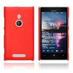 Hard Case (Punainen) Nokia Lumia 925 Suojakuori