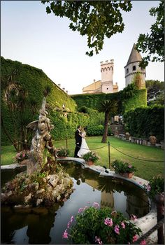 Photo must  Wedding in Ravello at Villa Cimbrone, by Alfonso Longobardi