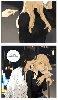 Read Tamen De Gushi Chapter 184 online for free at MangaKakalot. Fastest manga site, unique reading type: All pages - scroll to read all the pages Anime Girlxgirl, Anime Comics, Anime Love, Anime Art, Manga Yuri, Yuri Anime, Anime Couples Drawings, Cute Anime Couples, Tan Jiu