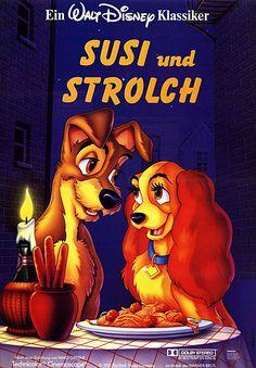 Poster zum Film: Susi und Strolch