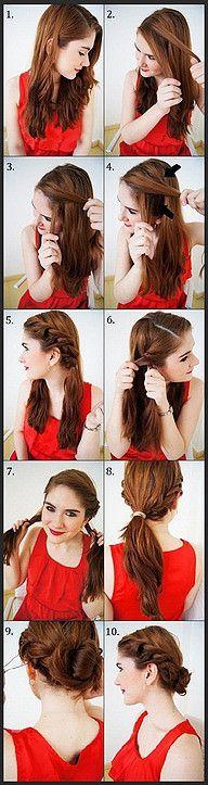 Double Braided Hair