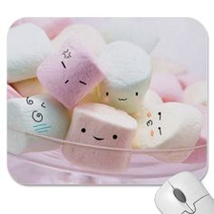 Welcome to the Land of Marshmallows.:)