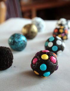 Yummy disco balls!