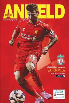 ♠ Matchday #4 - Liverpool FC vs Aston Villa #LFC