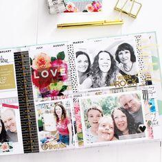 Kim Jeffress for Heidi Swapp Memory Planner