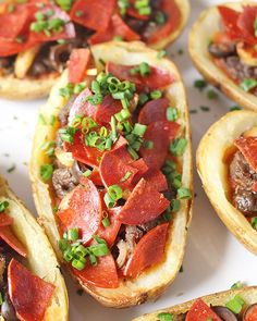 These Paleo Pizza Potato Skins have all the flavor of pizza, but packed into a scooped out potato! Perfect as an appetizer or a meal. Whole30, gluten free, and so delicious! My husband helped me come up with this idea. I've always loved potato skins, so why not make them better and stuff them with...Read More »