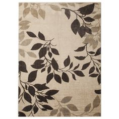 TRIED IT: my living room rug and I love it! ........................ Threshold™ Botanical Area Rug - Target