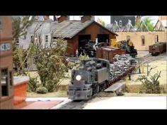 35th Annual Oklahoma City Model Train Show 12/3/2011