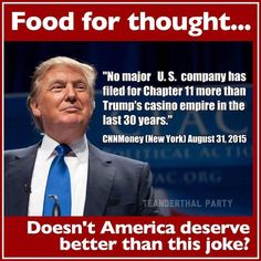 Donald Trumps's Tax Loopholes. filing bankruptcy, devaluing his properties for tax appraisal to save on property tax or avoid it. I guess if he can't get down to zero tax by devaluing and claiming loss he just files bankruptcy on it.