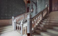 Abandoned staircase Derelict Places, Abandoned, Stairs, Home Decor, Abandoned Places, Left Out, Stairway, Decoration Home, Room Decor