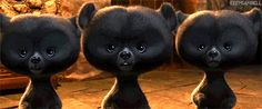 Just watched this movie.. These little guys were my favorite!