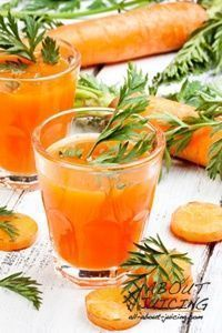 Carrot Juice Recipes!