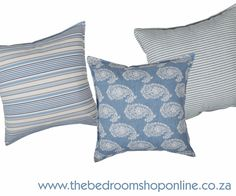Scatter Cushions, Throw Pillows, Bespoke Furniture, Beautiful Bedrooms, Chambray, The Hamptons, Surf, Bring It On, Stylish
