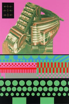 Sir Eduardo Paolozzi, '[no title]' 1967 A manual, every day object - commercialised via illustration. Eduardo Paolozzi, Penguin Coloring, All Art, Collage Art, All The Colors, Amazing Art, Pop Culture, Art Photography, Graphic Design