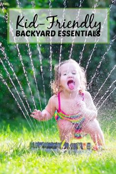 When you're a parent, you know you give up nearly everything for your kids, and do it willingly. Your peaceful backyard sanctuary is no exception. The kids need a place to run and play and learn - and a place to get out of your hair for a bit. With a little planning there is no reason why you cannot enjoy your yard, and give your kids a safe place to have adventures and create happy memories. Follow along as eBay shares some great ideas to create a kid friendly backyard (that you will love)!