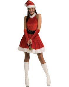 Santas Inspiration Womens Costume  Christmas Christmas Costumes 7fa1ef9edc41