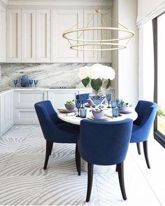 47 Best Dining Room Lighting Ideas - Page 27 of 47 - VimDecor Home Interior, Luxury Interior, Kitchen Interior, Interior Decorating, Interior Design, Ikea Interior, Modern Interior, Decorating Ideas, Home Decor Kitchen