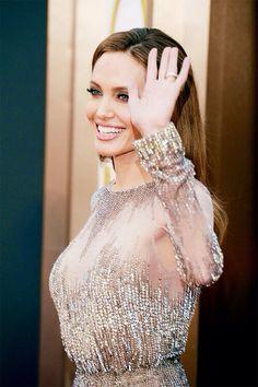 Angelina Jolie - 2014 Academy Awards