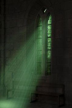 Did you know that Merlin's sorted from Slytherin?
