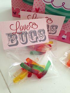 DIY Valentines.. #preschool #daycare #valentines