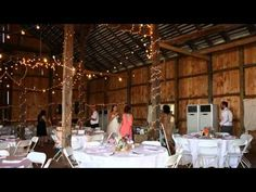 A Rustic Barn Wedding with Modern Cooling by AirPac!