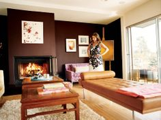 How to arrange the furniture in your living room