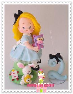 Topo de bolo + vela     Feito sob encomenda    http://www.elo7.com.br/alice-vela/dp/42F88C#mrrp=1