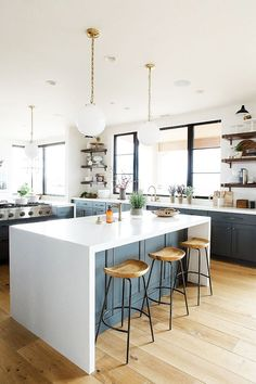 Trust Us—This Kitchen Design Upgrade Is Worth the Investment via @MyDomaine