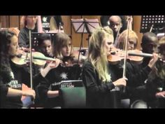 MIAGI Youth Orchestra am Sonntag und Montag, den 29. + 30.7.2012 in Hamburg