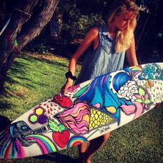 australia art channel island surf