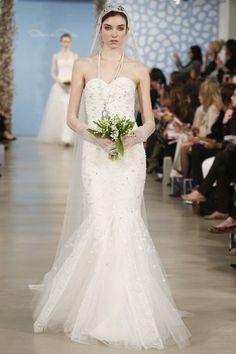 Oscar de la Renta Discount Wedding Dresses