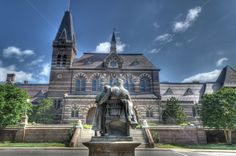Gallaudet University - only liberal arts school for the deaf in the world