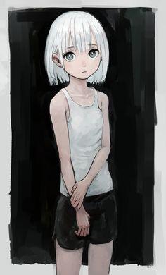 Cute Anime Character, Character Concept, Character Art, Kawaii Anime Girl, Anime Art Girl, Anime Oc, Manga Anime, Anime Child, Image Manga