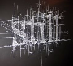 "geometrics! /// visual-poetry:    ""still"" by liz collini"