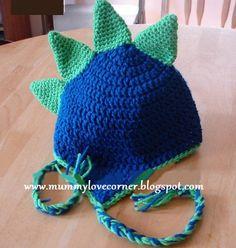 MUMMY LOVE CORNER: Animal Crochet Beanies Collection