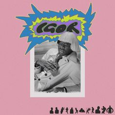 Tyler, The Creator - IGOR (in Frank Ocean's DHL art style) : freshalbumart Photo Wall Collage, Picture Wall, Aesthetic Iphone Wallpaper, Aesthetic Wallpapers, Poster Wall, Poster Prints, Tyler The Creator Wallpaper, Arte Sketchbook, Music Wall